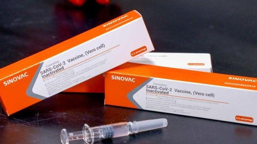 Vaccine Covid-19 của Trung Quốc được Brazil phê duyệt thử nghiệm
