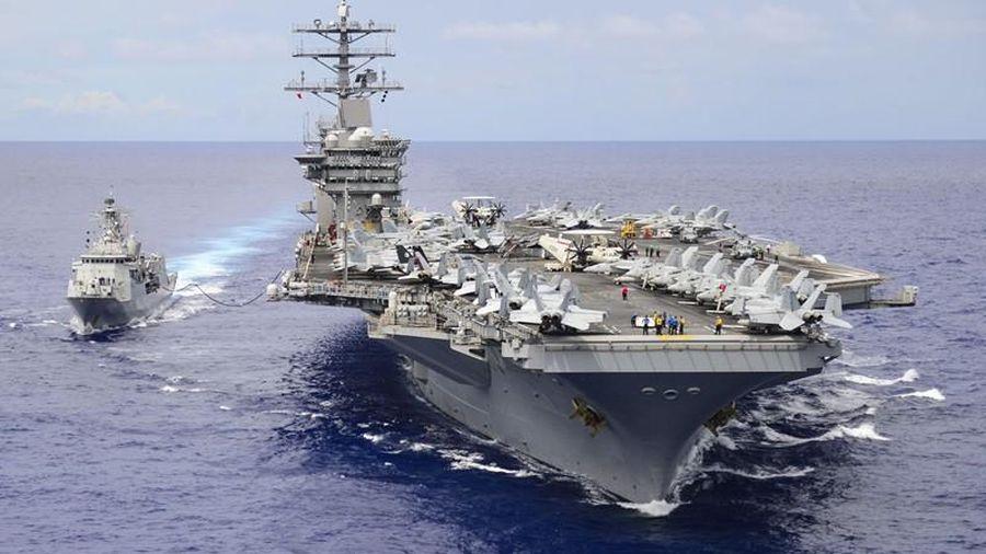Ngoại trưởng Mỹ: Trung Quốc tập trận ở Biển Đông là sự khiêu khích lớn