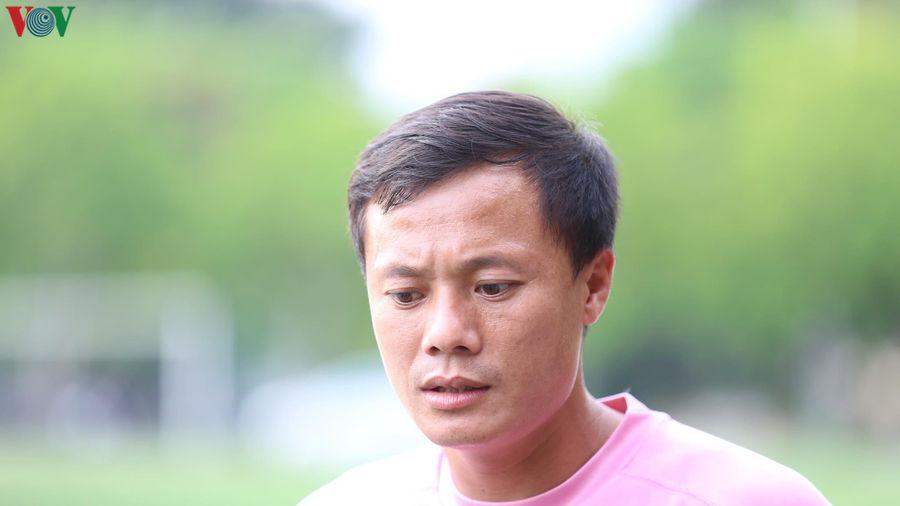 Thành Lương hy vọng Văn Hậu trở lại Hà Nội FC