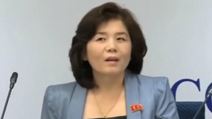 Triều Tiên 'giội gáo nước lạnh' lên khả năng cuộc gặp Trump-Kim 2020