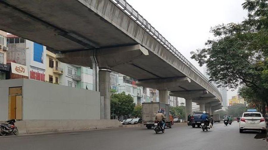 Chậm giải ngân đe dọa tiến độ dự án đường sắt Nhổn- Ga Hà Nội