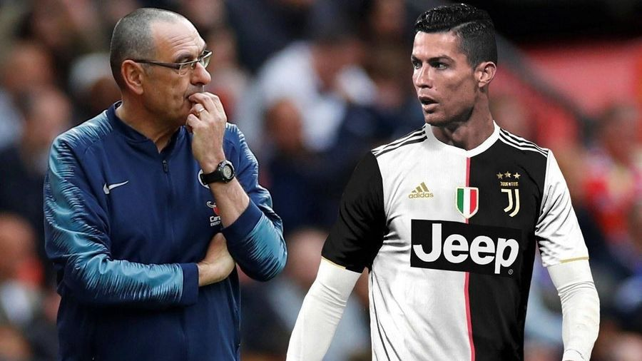 Ronaldo bị tố coi thường HLV Sarri