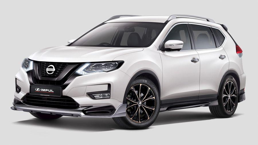 Nissan X-Trail thêm phiên bản nâng cấp tại Malaysia