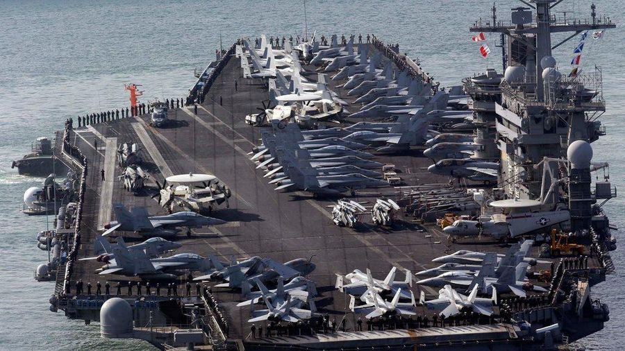 Mỹ sẽ điều hàng nghìn binh sĩ tới Châu Á - Thái Bình Dương