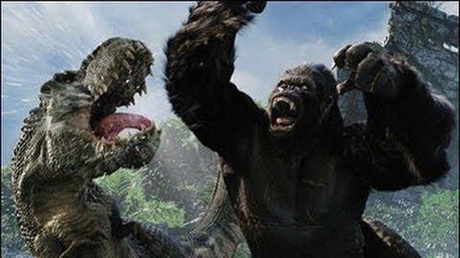 Nếu King Kong tồn tại, chân nó sẽ bị gãy khúc