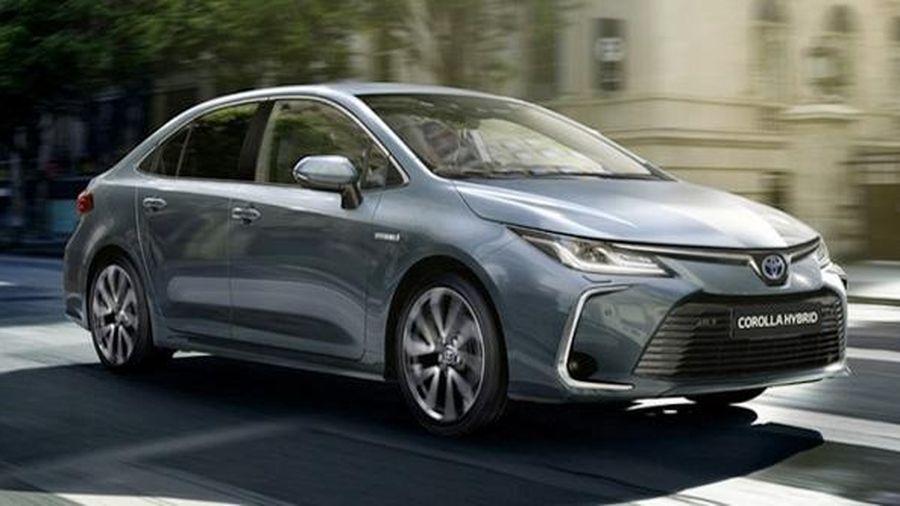 Giá xe ô tô hôm nay 5/7: Toyota Corolla Altis dao động từ 697 - 932 triệu đồng