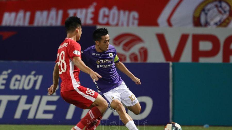 Bất phân thắng bại, Hà Nội FC và Viettel bằng lòng với 1 điểm