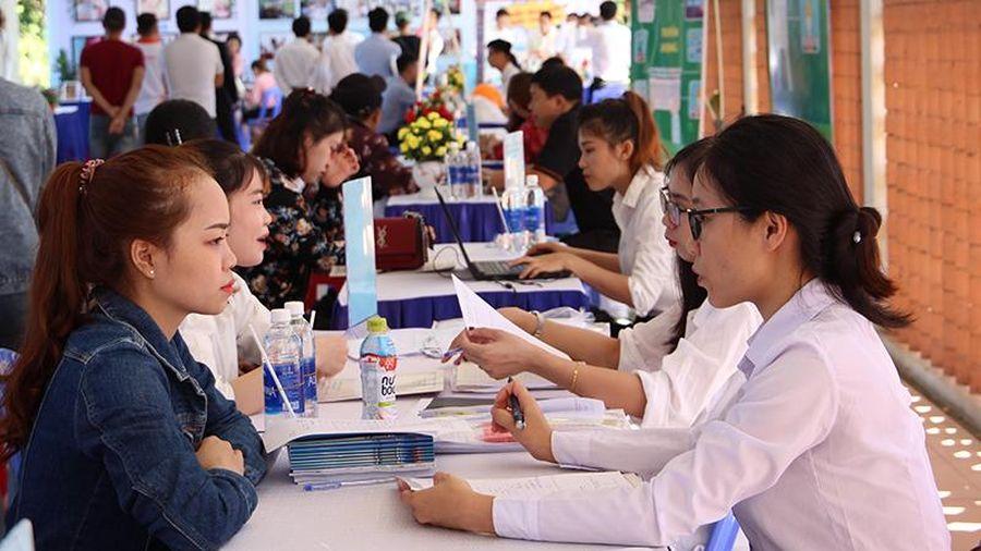 Hơn 5.400 vị trí tuyển dụng tại Ngày hội Việc làm