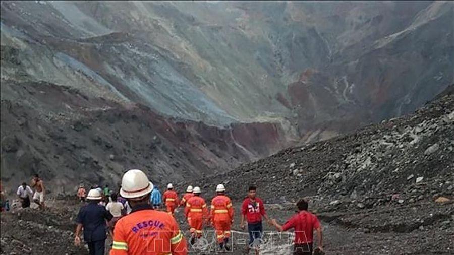 ASEAN chia buồn với Myanmar về vụ sạt lở mỏ ngọc