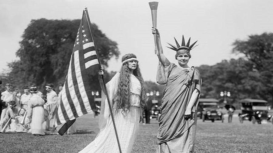 Người dân Mỹ từng đón mừng Ngày Quốc khánh 4/7 như thế nào?