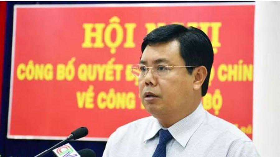 Chân dung ông Nguyễn Tiến Hải tân Bí thư tỉnh ủy Cà Mau
