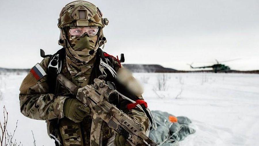 Ngã ngửa trước loạt sự thật gây choáng về lực lượng đặc nhiệm Nga
