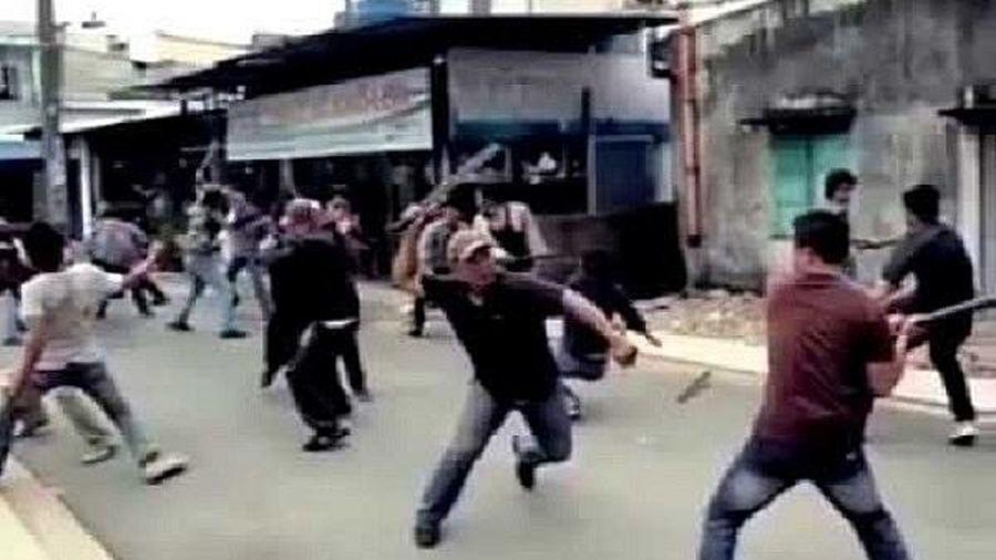 Hai nhóm trai làng hỗn chiến, 1 người tử vong