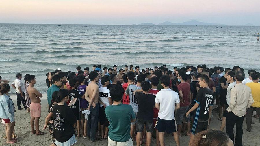 3 nam thanh niên tử vong trên biển