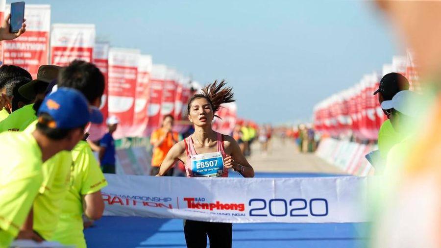 Tiền Phong Marathon 2020: Đường đua nhiều bất ngờ