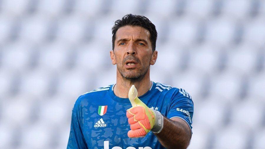 'Người nhện' Buffon lập kỷ lục vô tiền khoáng hậu ở Serie A