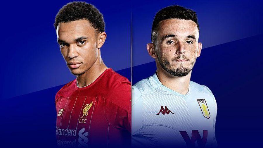 Trực tiếp Liverpool vs Aston Villa: Mở hội mừng chức vô địch