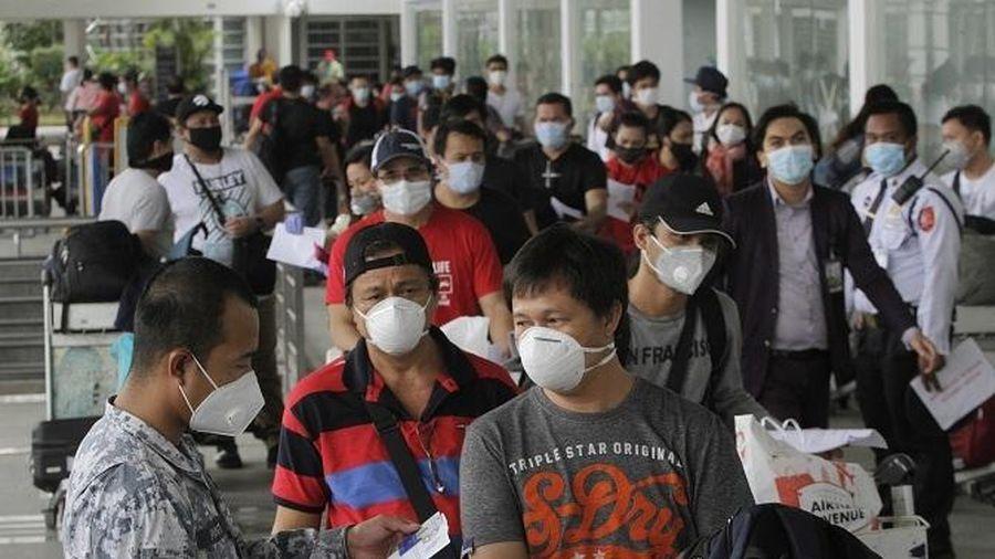 Philippines không thể đưa người lao động từ nước ngoài hồi hương