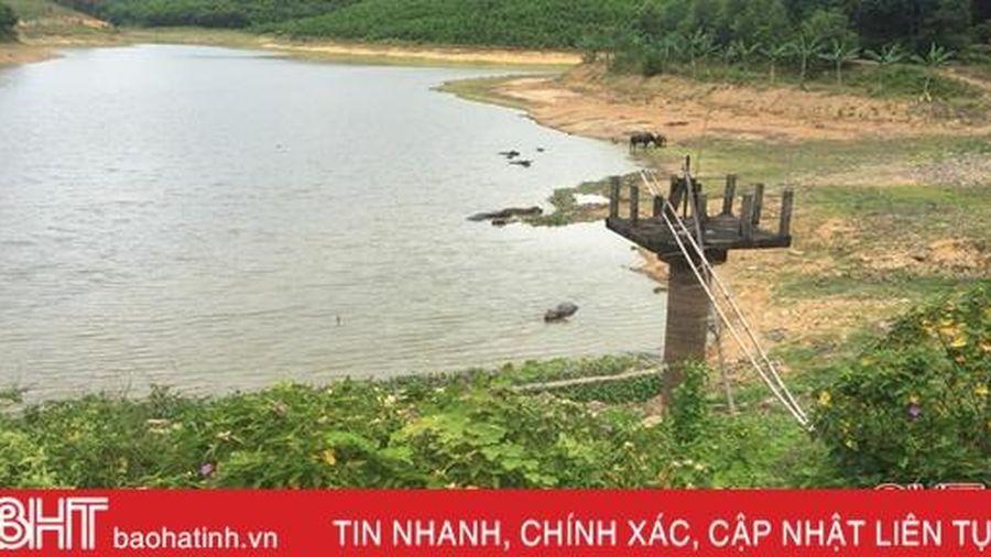 Nguy cơ mất an toàn từ nhiều hồ đập xuống cấp ở huyện miền núi Hà Tĩnh