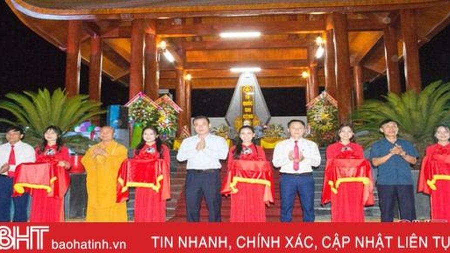 Đầu tư 5,7 tỷ đồng xây dựng nhà bia tưởng niệm anh hùng liệt sỹ xã Thiên Lộc