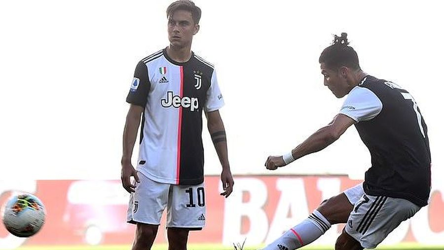 Ronaldo lập công, Juventus bứt tốc trong cuộc đua đến ngôi vương