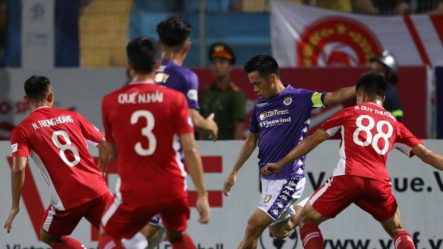 'Derby Thủ đô': Hà Nội FC chia điểm Viettel với đội hình chắp vá
