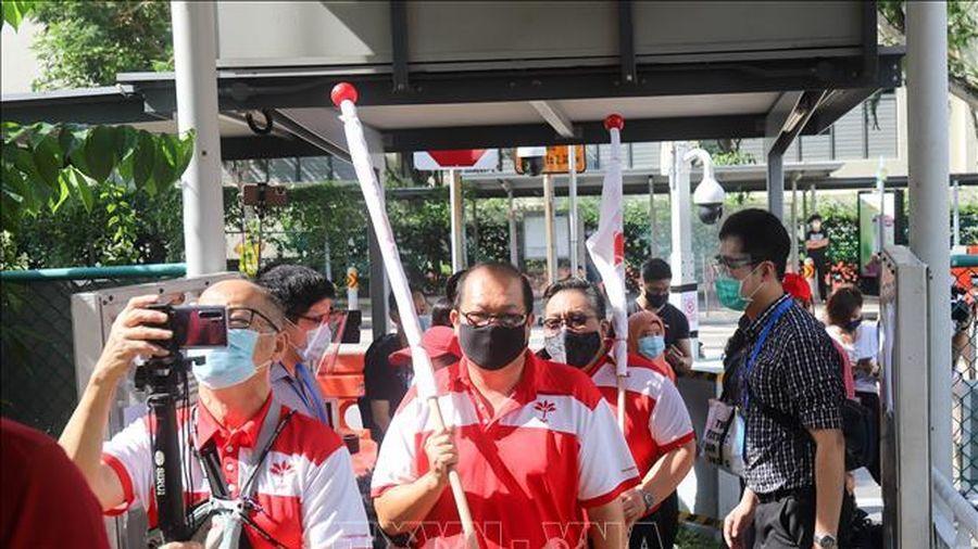 Lỗi kỹ thuật tước quyền bỏ phiếu của nhiều cử tri Singapore sinh sống ở nước ngoài