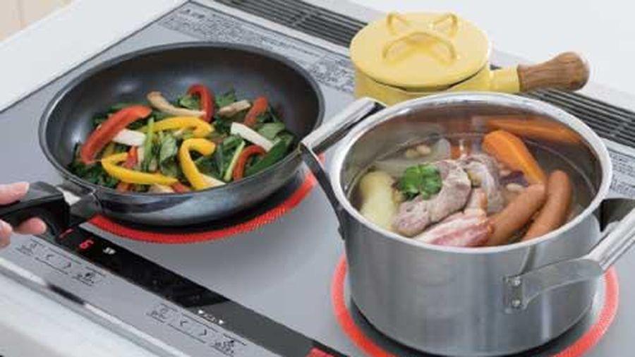 4 sai lầm tai hại khi dùng bếp điện, nhiều người mắc phải khiến tiền điện tăng 'không phanh'
