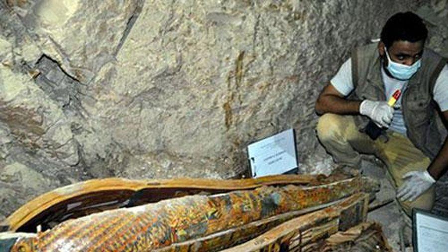 Ngôi mộ cổ hơn 3.500 năm chứa nhiều đồ tạo tác có giá trị lớn