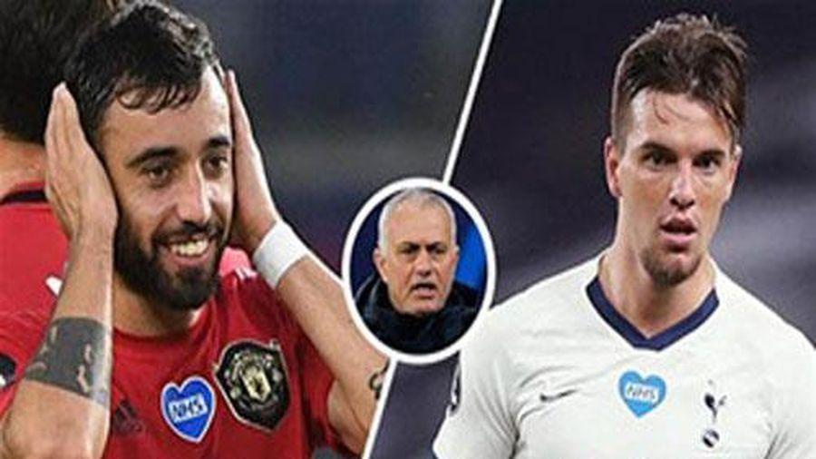 Bruno Fernandes tiếp tục ghi dấu ấn tại M.U khiến CĐV Tottenham 'giận sôi máu'