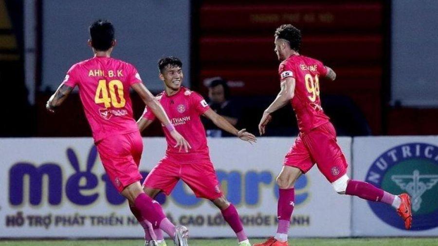 Đội bóng đặc biệt nhất V-League tiếp tục khiến người hâm mộ 'lác mắt'