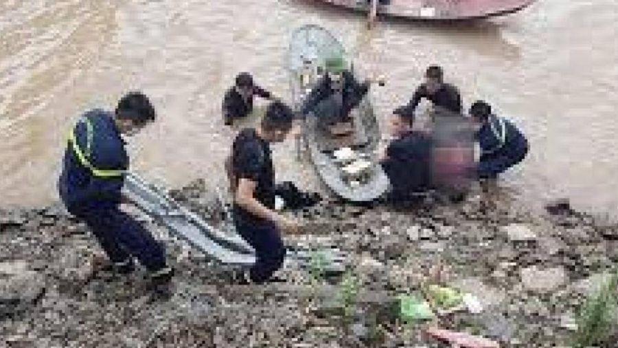 Đã xác định danh tính 3 mẹ con tử vong thương tâm trên sông Thương