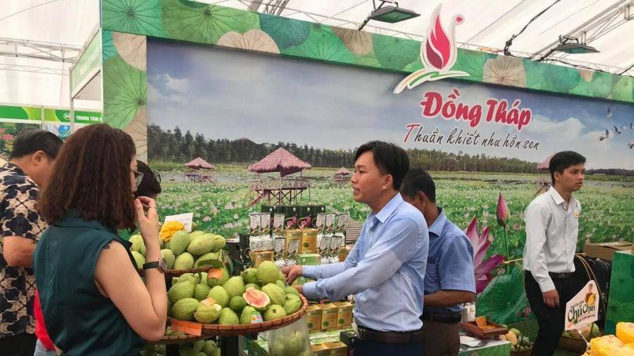 Xuất khẩu rau quả 6 tháng đạt 1,8 tỷ USD