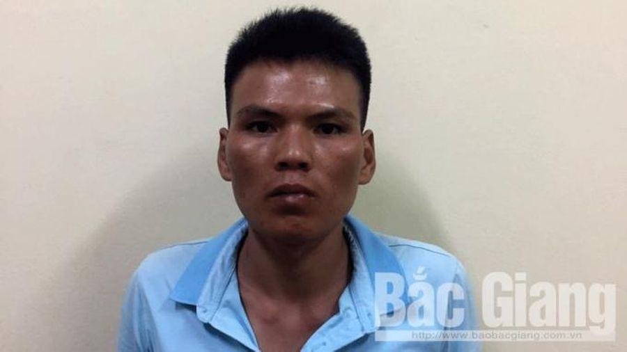 Bắc Giang: Vây bắt đối tượng đâm chết tình địch rồi bỏ trốn