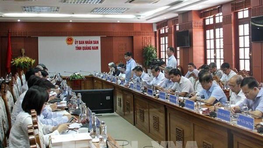 Quảng Nam đề xuất được áp dụng cơ chế đặc thù phát triển chế biến sản phẩm sâm Ngọc Linh