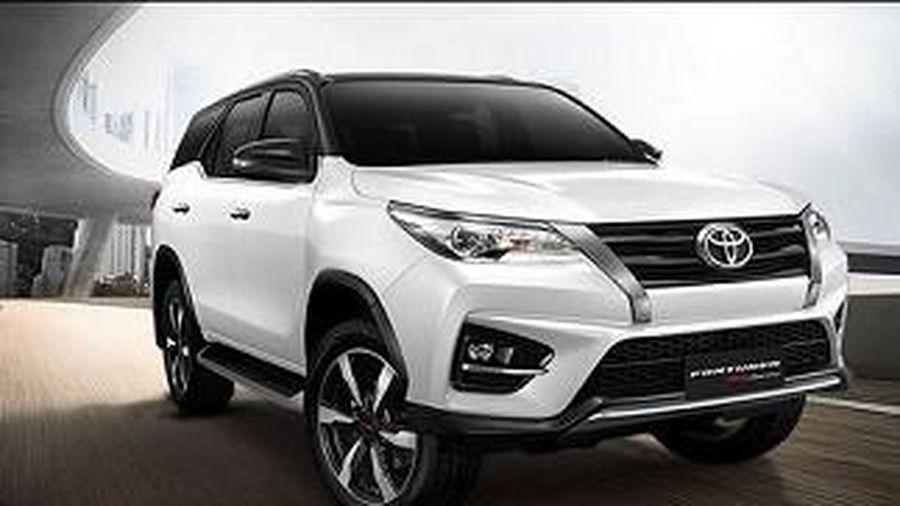 Toyota Fortuner nhân ưu đãi lớn trong tháng 7