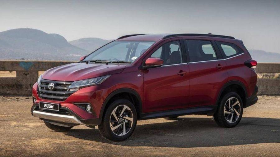 Bảng giá lăn bánh Toyota Rush, thấp nhất 742 triệu đồng