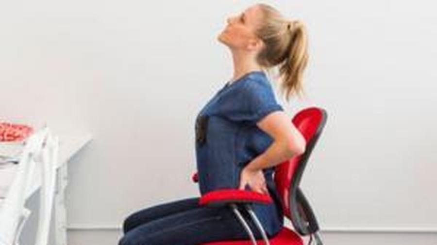 9 bài tập tại chỗ giúp lên cơ, đốt calo dành cho các nàng siêu lười