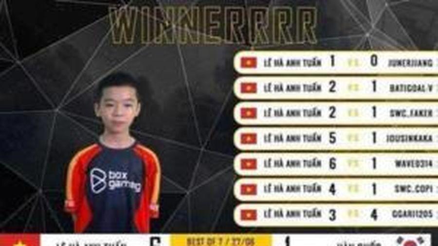 Thần đồng Esports Việt Nam - Lê Hà Anh Tuấn được giáo viên chủ nhiệm khen ngợi, nhà trường vinh danh với thành tích học tập đáng nể
