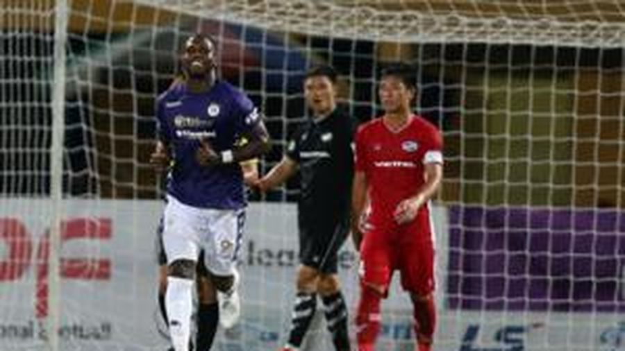 Hà Nội FC hòa Viettel: Trận đấu của những sai lầm!