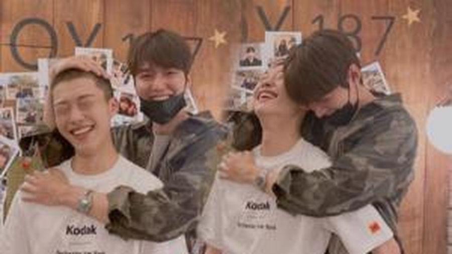 Lee Min Ho ôm ấp, tiễn Woo Do Hwan nhập ngũ: Vẫn không thoát khỏi vai diễn 'Quân vương bất diệt'