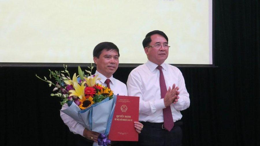 Bổ nhiệm Phó Giám đốc Sở Lao động Thương binh và Xã hội Hải Phòng