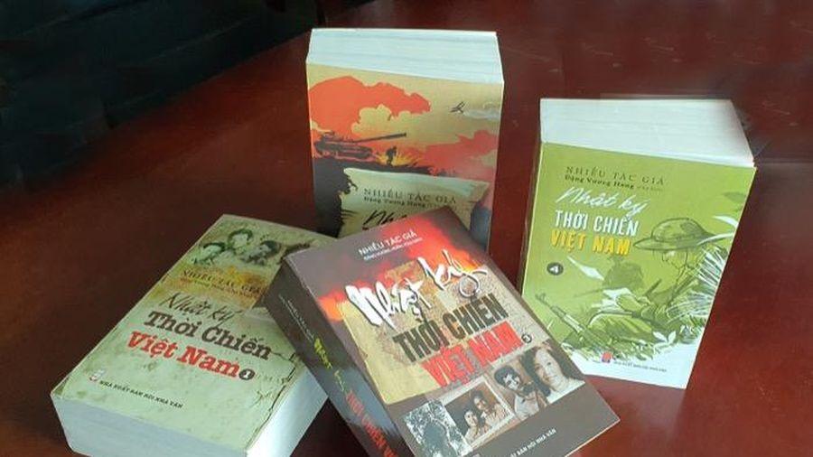 Giới thiệu bộ sách 'Nhật ký thời chiến Việt Nam'