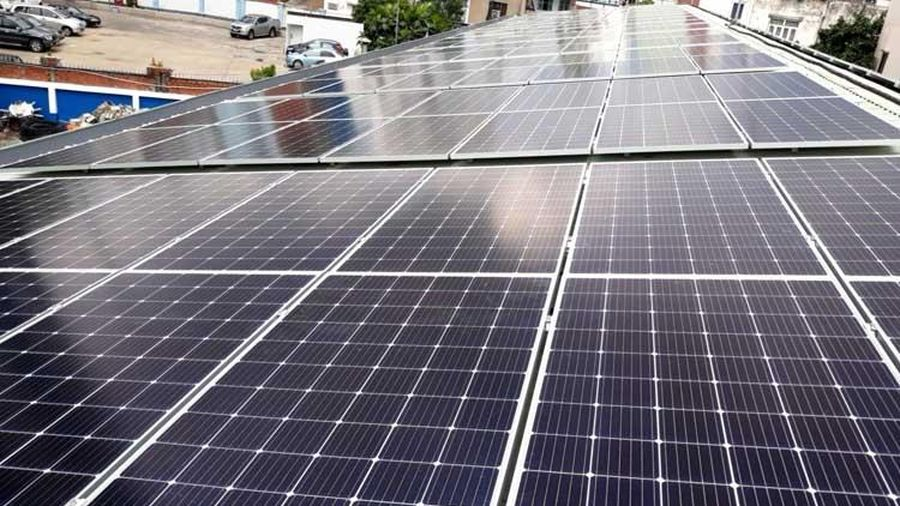 Điện mặt trời mái nhà Sao Việt Solar: Cho thuê mái nhà, doanh nghiệp hưởng lợi đơn, lợi kép