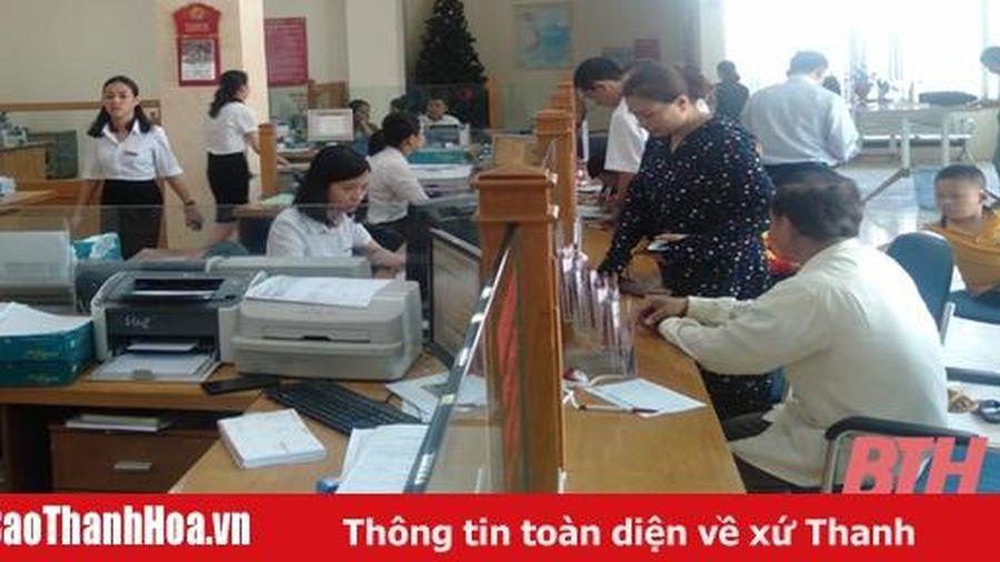 Agribank Nam Thanh Hóa phát triển dịch vụ thẻ tại thị trường nông nghiệp, nông thôn