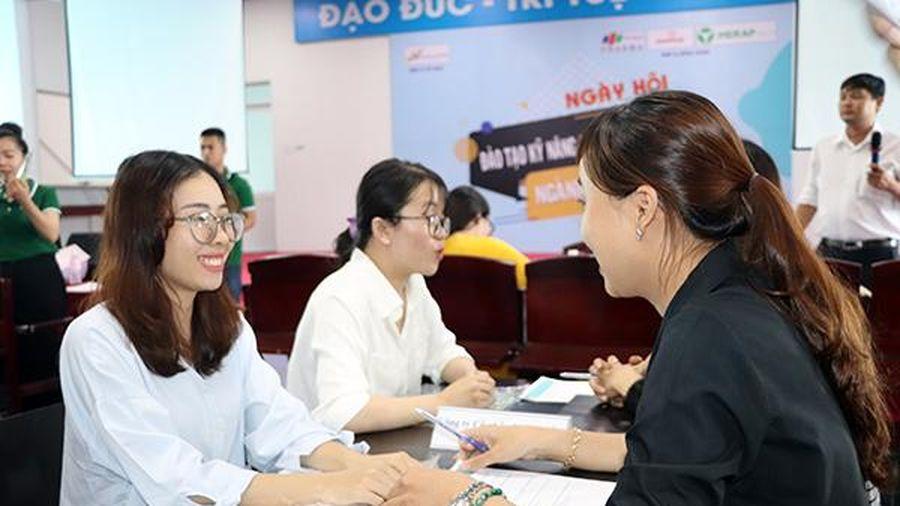 Ngày hội tuyển dụng cho sinh viên ngành Dược