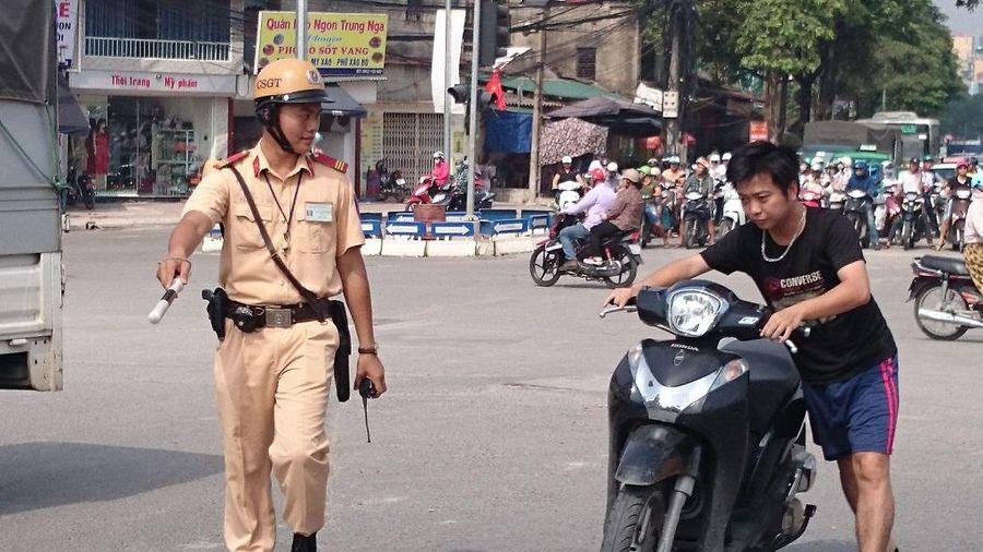 Không nộp phạt vi phạm giao thông bị xử lý như thế nào?