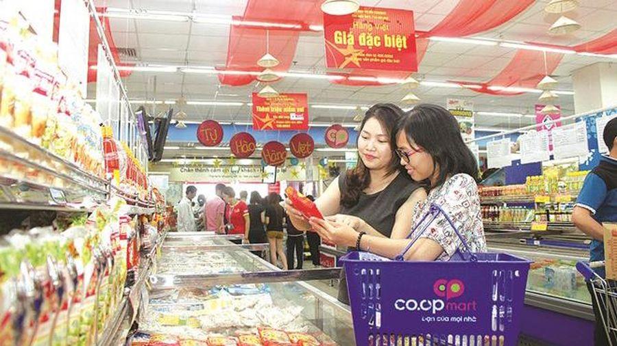 Nhiều mặt hàng xuất khẩu quay đầu tiếp thị trong nước