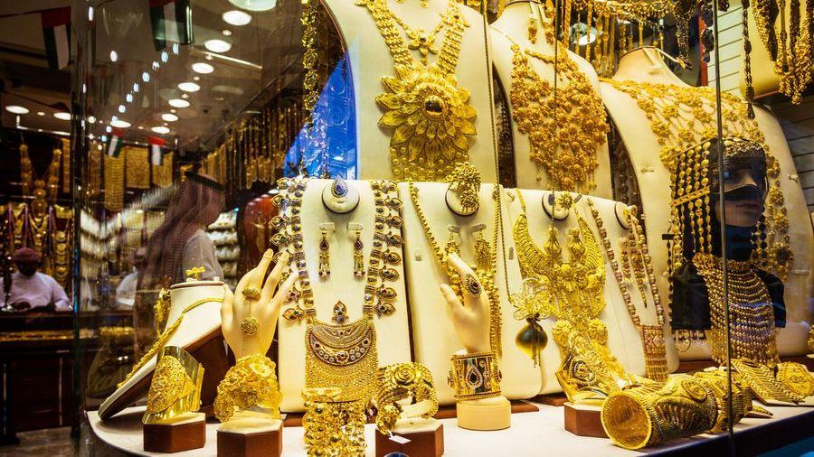 Tuần qua, giá vàng giữ vững ở mức cao quanh 8,5 năm