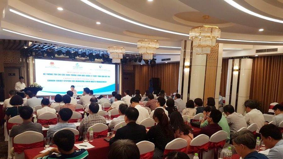 Quảng Ninh: Tham vấn hệ thống tín chỉ carbon trong quản lý chất thải rắn đô thị